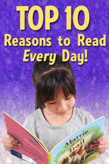 10 Reasons to Read Every Day