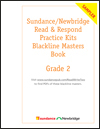 Reading & Writing Comprehension Kits Blackline Masters Sampler